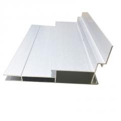 新款支付宝100x150铝材底座 支付宝铝合金底座 开模定制工业铝材