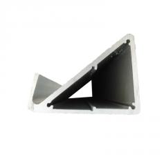 厂家直销现货供应工业用铝三角形异型铝型材 金属加工材价格实惠