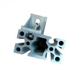 工业铝型材流水线型材加工cnc深加工铝合金型材非标铝件开模定制