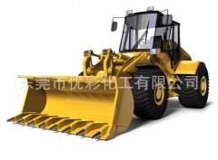 厂家直销工程车油漆 工程机械油漆  汽车油漆  工程黄油漆