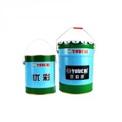 厂家现货机械油漆工程工业设备专用水性涂料防腐锈亮光金属油漆
