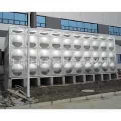 飞能方形不锈钢水箱生产厂家定制不锈钢水箱  组合式不锈钢水箱