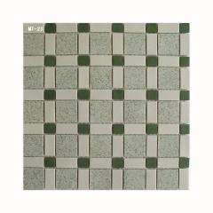 港式冰室复古茶餐厅地砖马赛克 通体陶瓷老款马赛克瓷砖300*300