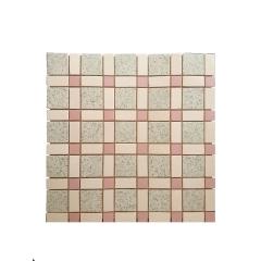 港式冰室茶餐厅地砖陶瓷马赛克瓷砖复古哑光马赛克mosaic