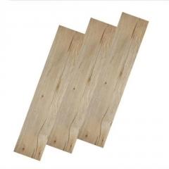 自建房出租屋公寓瓷砖旧地面翻新用防水耐磨仿木纹胶地板佛山批发