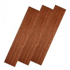 办公室会议厅展览馆防水塑胶地板砖 餐厅茶楼木纹片材PVC石塑地板