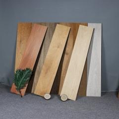 PVC石塑胶料卫浴地板贴加厚耐磨防水spc卡扣厨房水泥地石纹地板砖