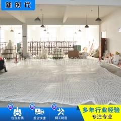阻燃安全网 国标安全网 钢结构阻燃防护网 钢结构安全网 江苏厂家