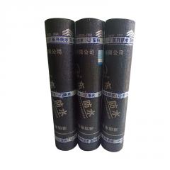 厂家直销3mm 改性沥青防水卷材 SBS防水卷材 屋面补漏防水材料