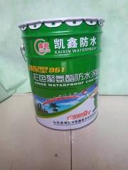 厂家直销聚氨酯防水涂料  厨房卫生间防水材料 防水涂料聚氨酯