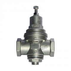 dn50减压阀 自来水减压阀/弹簧薄膜法兰空气减压阀 不锈钢减压阀