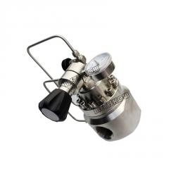 低温减压阀 dn15液化气减压阀/天燃气调压器 高压气体调压阀批发