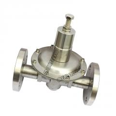 气体稳压阀dn15气体不锈钢减压阀 阀门减压阀厂家直销氮气减压阀