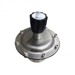 直销不锈钢隔膜式减压阀DN50压缩空气减压阀 黄铜减压阀厂家批发