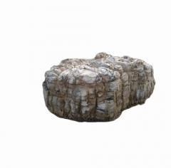 产地批发直销灵璧龟纹石 园林庭院假山设计制作 景观石