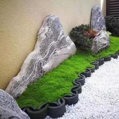 产地直销园林小品 景观石 黄蜡石  庭院假山设计制作
