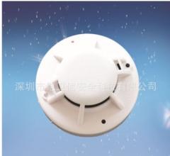 厂家供应联网型感温火灾探测器 温感报警器