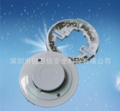 厂家供应9V电池供电独立式家用烟雾报警器