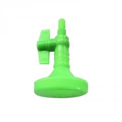 热水袋开关喷头供应 淋浴手持花洒塑料喷头及配件 可定制