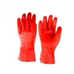 厂家直销春蕾902棉毛侵塑 防水耐油 洗衣家用 劳保手套