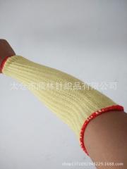 厂家直销芳纶防割手套 吸汗防滑防护工厂劳保工作防割手套