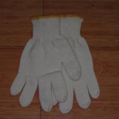 厂家供应芳纶防护防割护臂 高强度抗拉防割护臂尼龙棉织手套