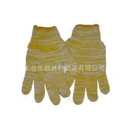 厂家直销供应10G双面点塑防割手套 高质量双面点塑防割手