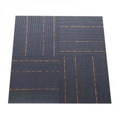 厂家直销办公室PVC地毯拼接方块客厅房间家用商用工程纯色地垫