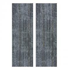 商务办公室方块拼接地毯PVC运动地板防水耐磨自粘地板革仿瓷砖