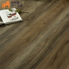 spc地板锁扣仿实木防滑防水阻燃耐磨家用无甲醛环保石塑复合地板