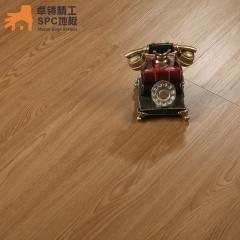 卓铸锁扣免胶地板防水防滑阻燃耐磨办公室家用无甲醛环保石塑地板