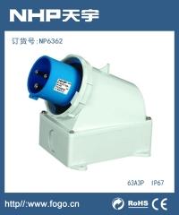工业插头插座IP67 防水工业插头NP6462