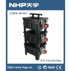 工业插头插座IP67 防水工业插座NP6512