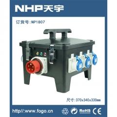 工业插头插座IP44 防水工业插头NP6351