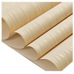 自粘无纺布壁纸纯色现代简约墙纸卧室立体竖条纹客厅宿舍自贴防水