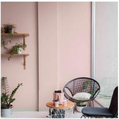 高档羊绒素色墙布无缝全屋壁纸纯色卧室客厅书房欧美轻奢壁布防水