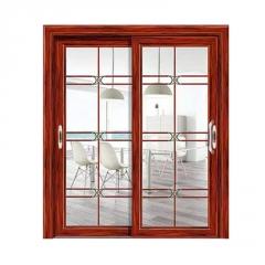 厂家直销铝镁钛合金阳台推拉门厨房移门玻璃门隔断门卫生间门定做