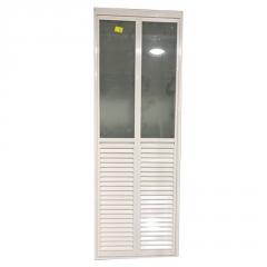 小折叠门 时尚卫浴门 阳台折叠门推拉门 浴室折叠门卫生间