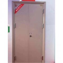 厂家供应钢质防火平开门 甲级乙级非标钢制平开门防火消防门订制