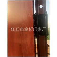 厂家供应防火自由门宾馆自由门专用 双向开启弹簧门 门扇自由开启