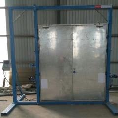 厂家供应钢质防火防盗平开门 甲级乙级防火消防室内门可订制
