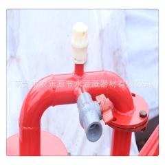 厂家直销2寸钢制离心过滤器 农用灌溉设备滴灌喷灌专用组合过滤器