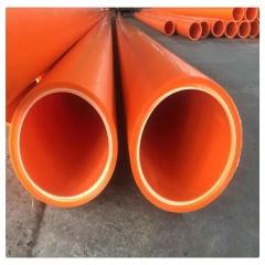 河北M-PP电力管厂家 电缆保护管 12米过道顶管质优价廉 规格232