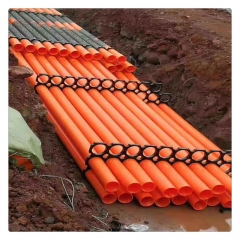MPP电力管110 160 MPP电力电缆管 电线护套规格全价格低大量现货