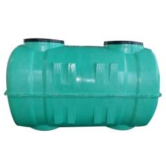 环保型玻璃钢整体生物化粪池 污水处理成套设备 农村化粪池优质