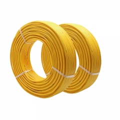 国标软护套2*1.5平方 黄电缆电线无氧铜铝芯线3芯电缆 护套线2芯