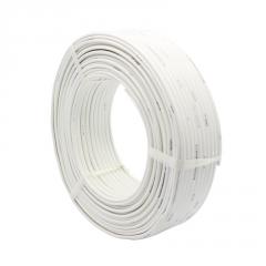 国标blvvb白色铝芯护套线 2*4平方电线电缆 家装电源线家用线缆