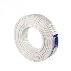 家用护套线2芯 rvv2*2.5平方铜芯线 家装护套电线电缆两芯插座线