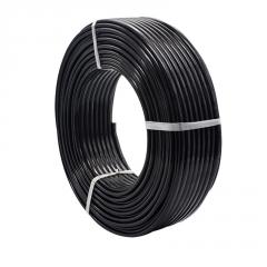 国标BLVVB2x10平方铝电缆线 黑色铝芯护套线 100米/500米电线电缆