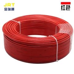 厂家批发 电线电缆 家装单芯铜线BV 平方铜芯线 紫铜线100米厂标